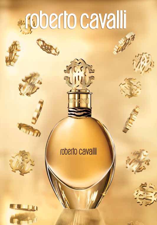 Új Cavalli parfüm készülőben!