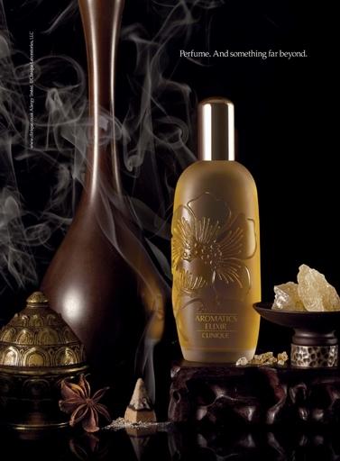 Klasszikus parfümök: Clinique Aromatic Elixir