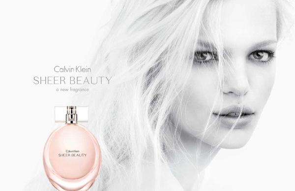 Napi kedvenc: Calvin Klein Sheer Beauty