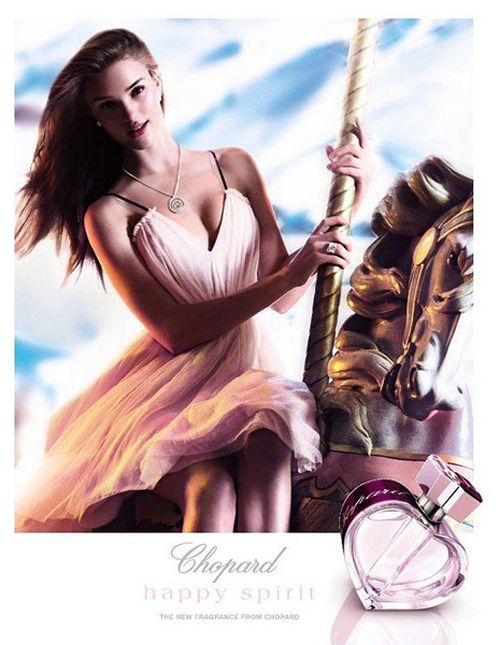 Chopard Happy Spirit – parfümkritika
