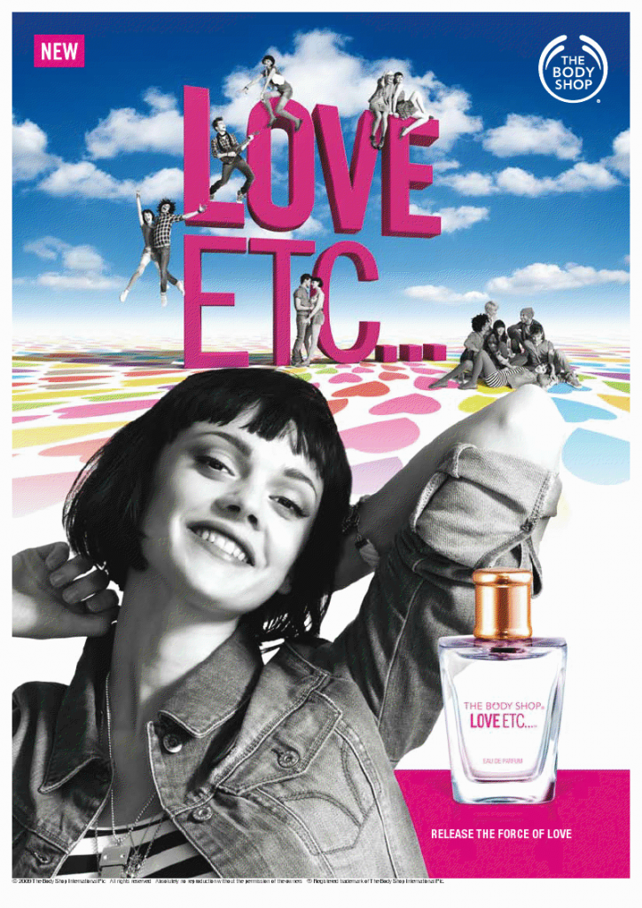 love etc parfüm reklám