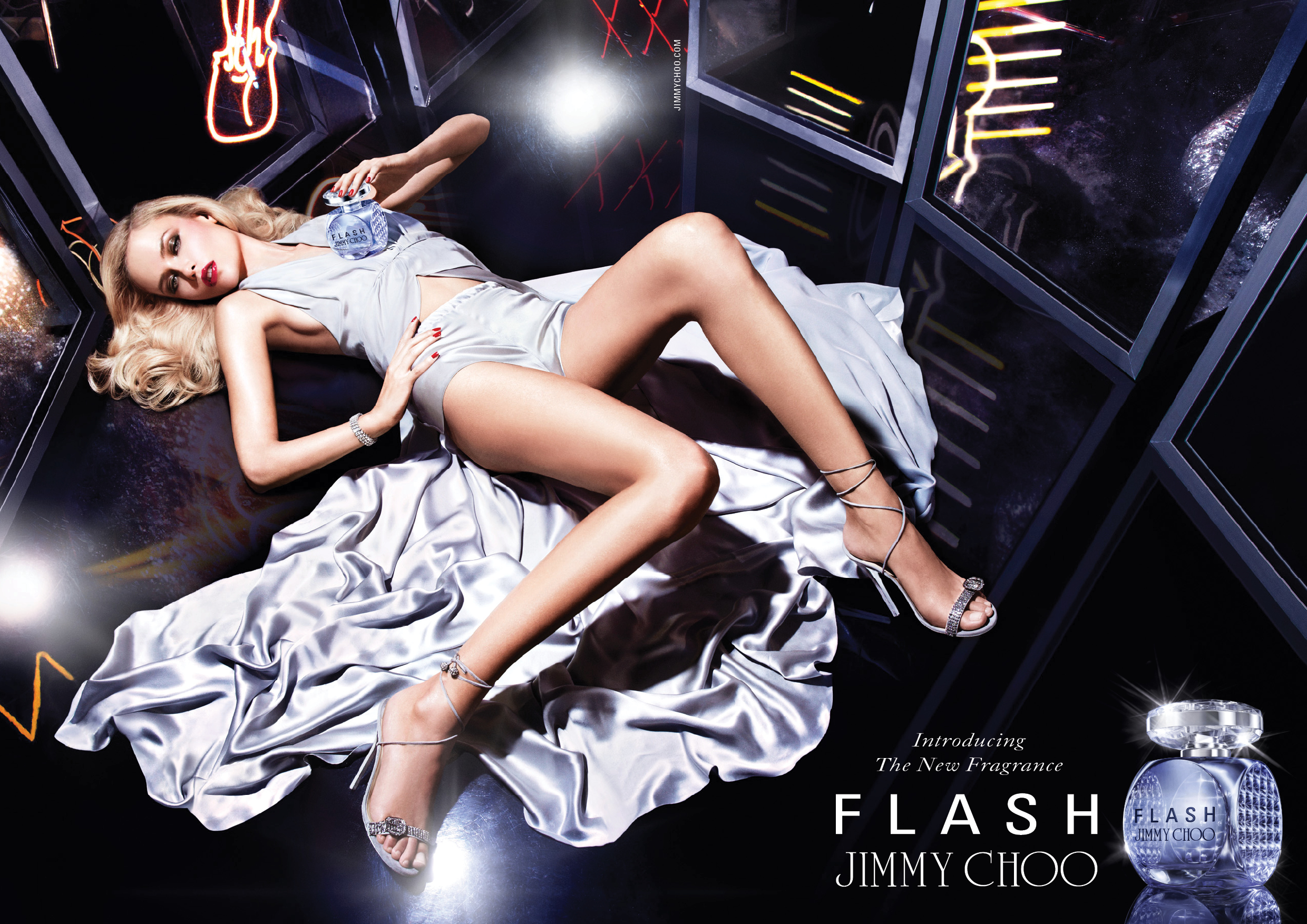 Jimmy Choo FLASH parfüm