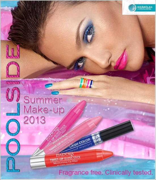 IsaDora-Poolside-Summer-Makeup-2013