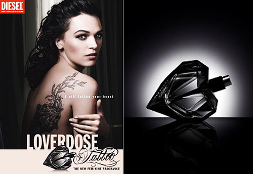 Diesel Loverdose Tattoo EDP