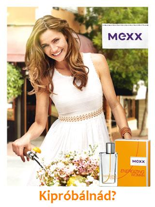 Próbáld ki, nyerj egy üveg Mexx parfümöt!