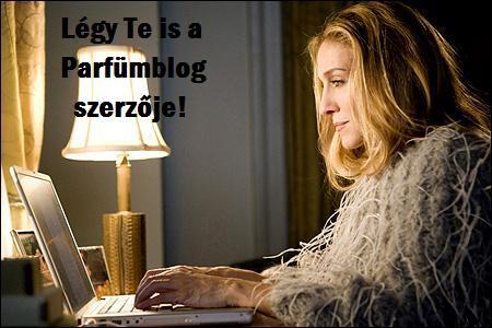 Parfümblogger kerestetik!