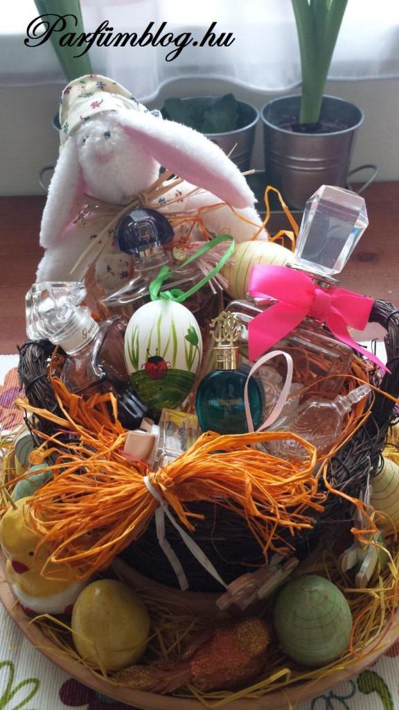 Húsvét egy parfümbloggernél :)