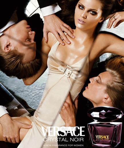 versace crystal noir parfüm