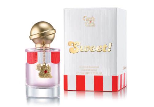 candy crush sweet parfüm