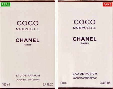 hamis chanel parfüm