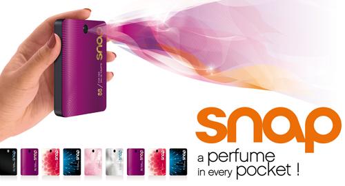snap perfumes