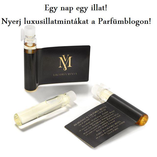 minya viktória parfümminta