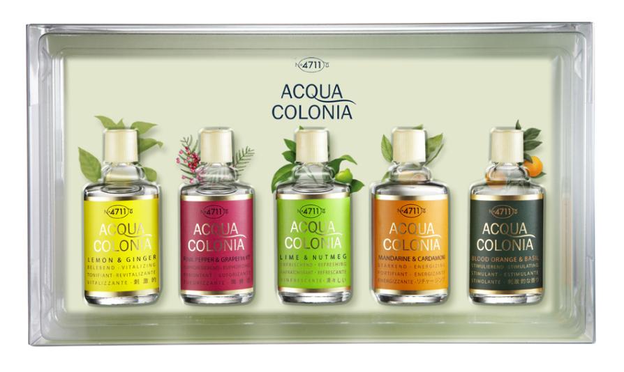 acqua colonia szett