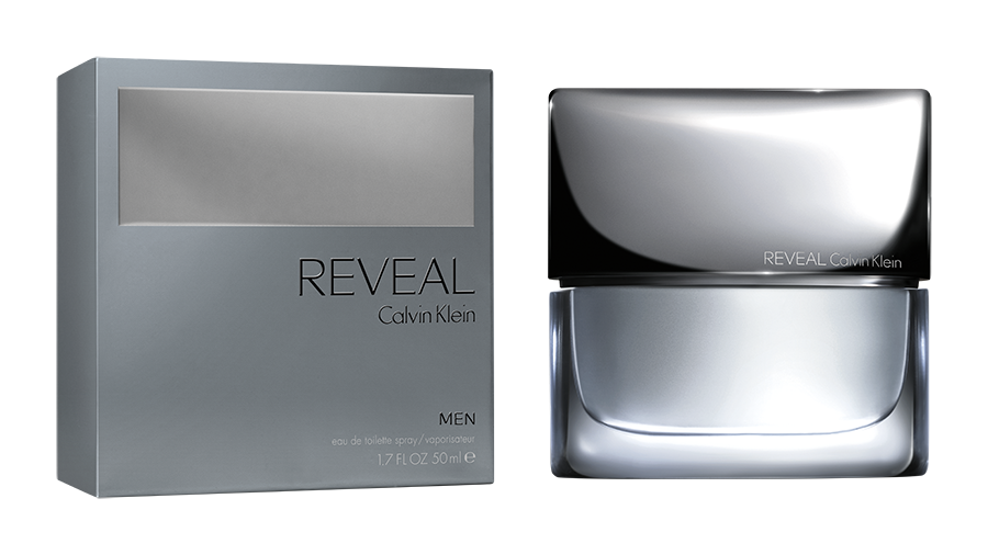 CK - Reveal Men - 50ml EDT with box no shadow