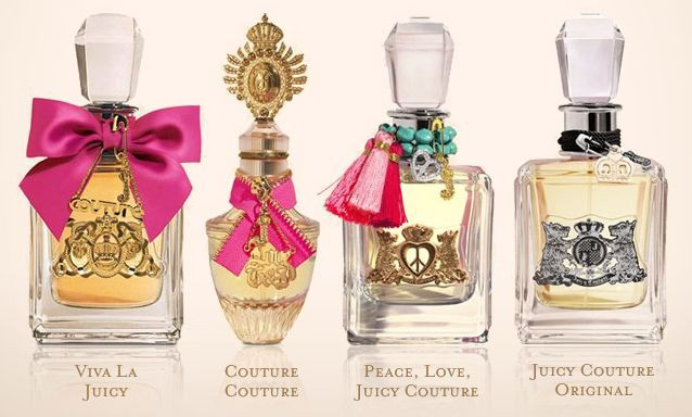 juicy couture parfümök