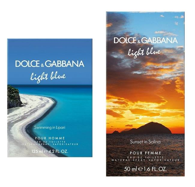 dolce& gabbana új light blue verzió