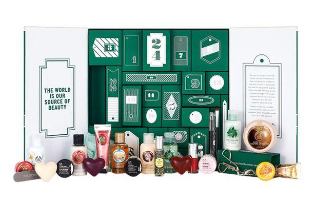 The Body Shop ultra gazdag kalendáriuma
