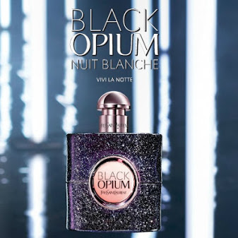 YSL Black Opium Nuit Blanche parfüm