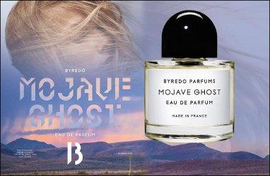 byredo-mojave ghost parfüm