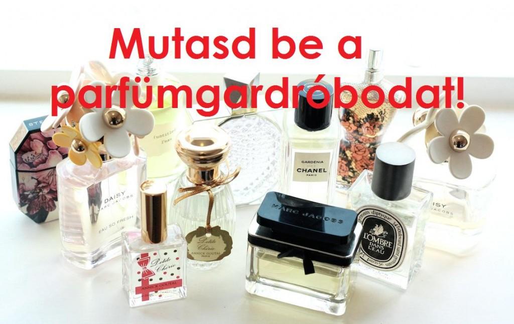 parfümgardrób parfümblog