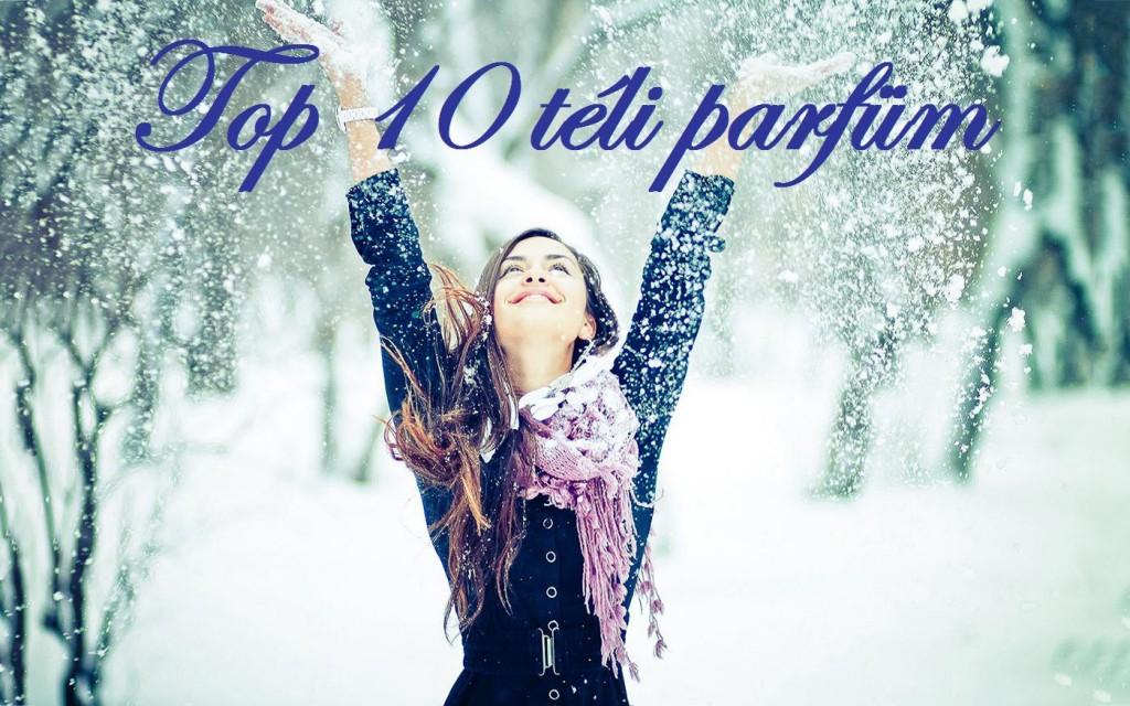 top 10 téli parfüm