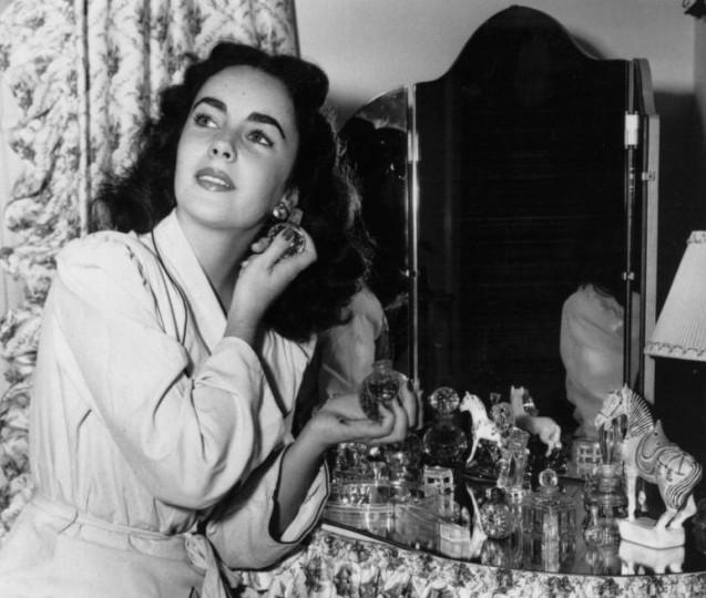 Elizabeth-Taylor-vintage-parfüm