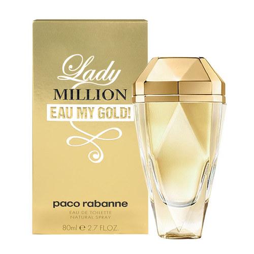 Paco Rabenne Lady Million Eau My Gold