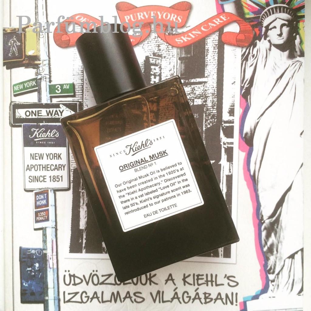 kiehl's original musk parfüm parfümblog.hu