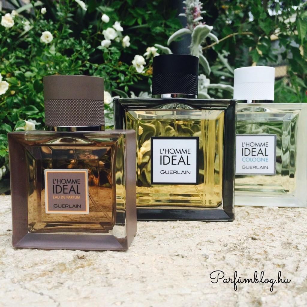 l'homme ideal sorozat parfümblog