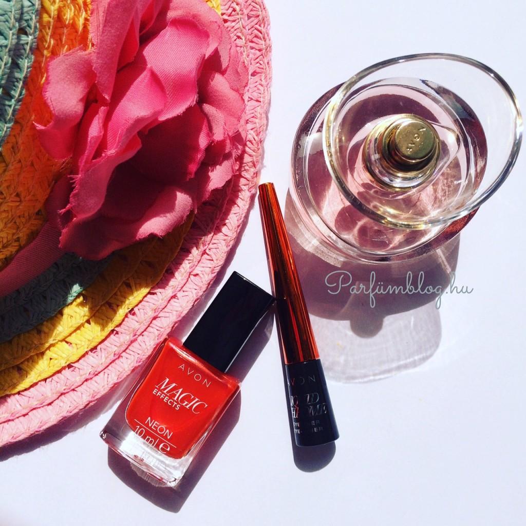 avon újdonságok parfümblog