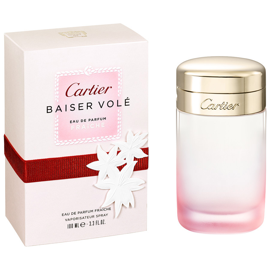 baiser vole fraiche parfüm
