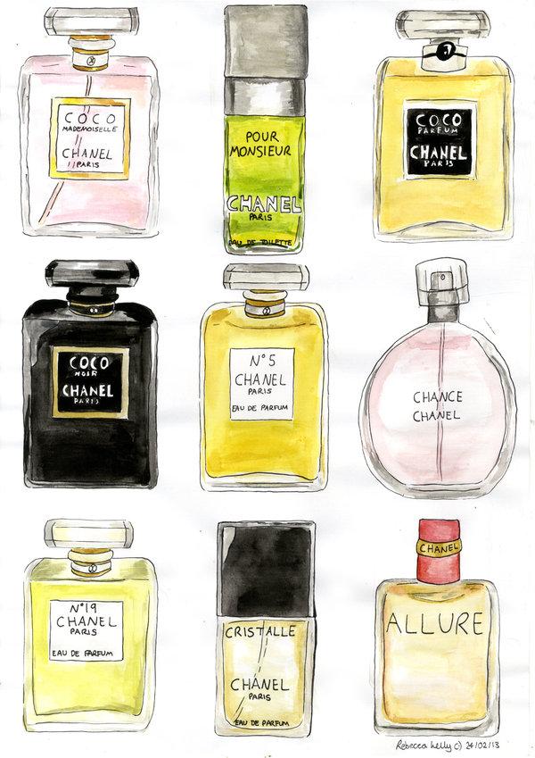chanel_perfumes_by_becksbeck-d5woz57