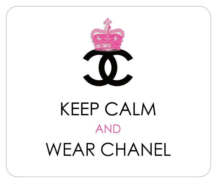 wear chanel