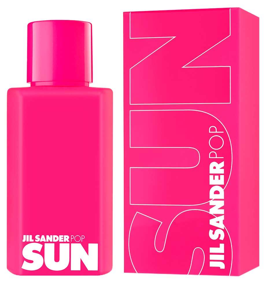 jil sunder pop parfümblog