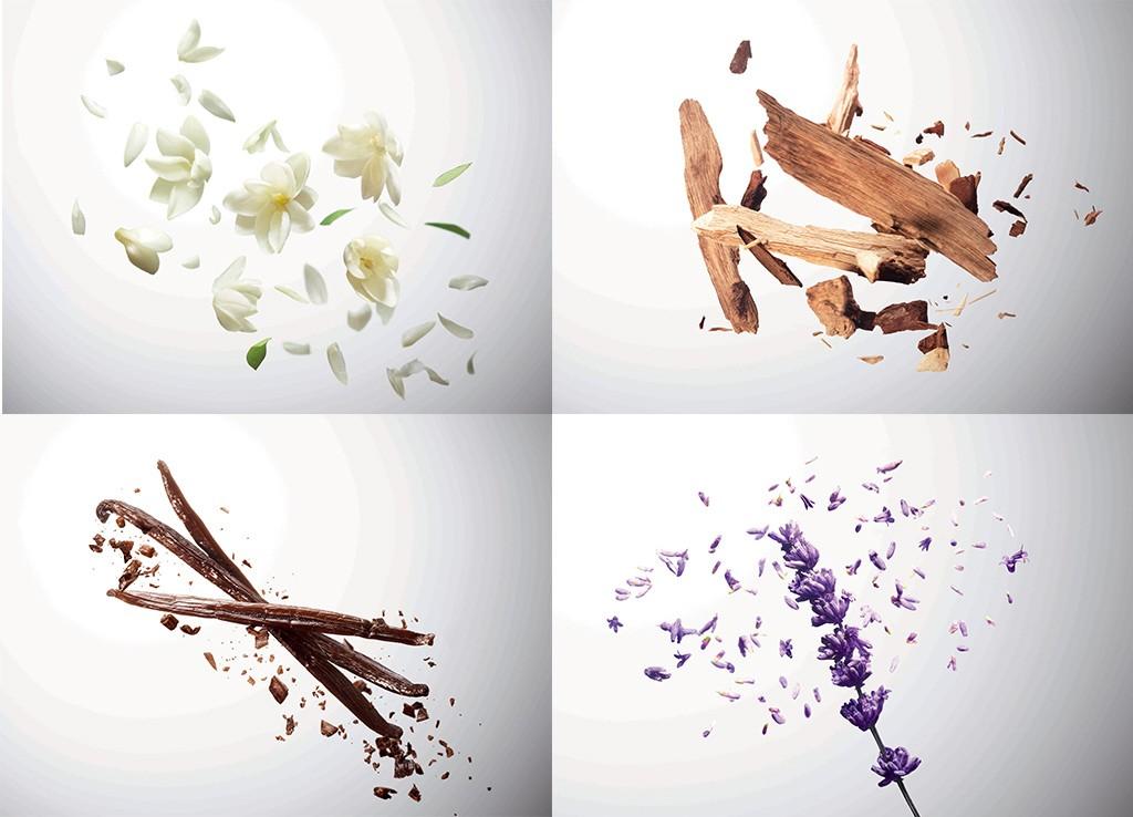 Mon Guerlain összetevők: jázmin, vanília, levendula, szantálfa