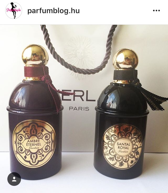 Guerlain Les Absolus d'Orient – parfümkritika II. rész