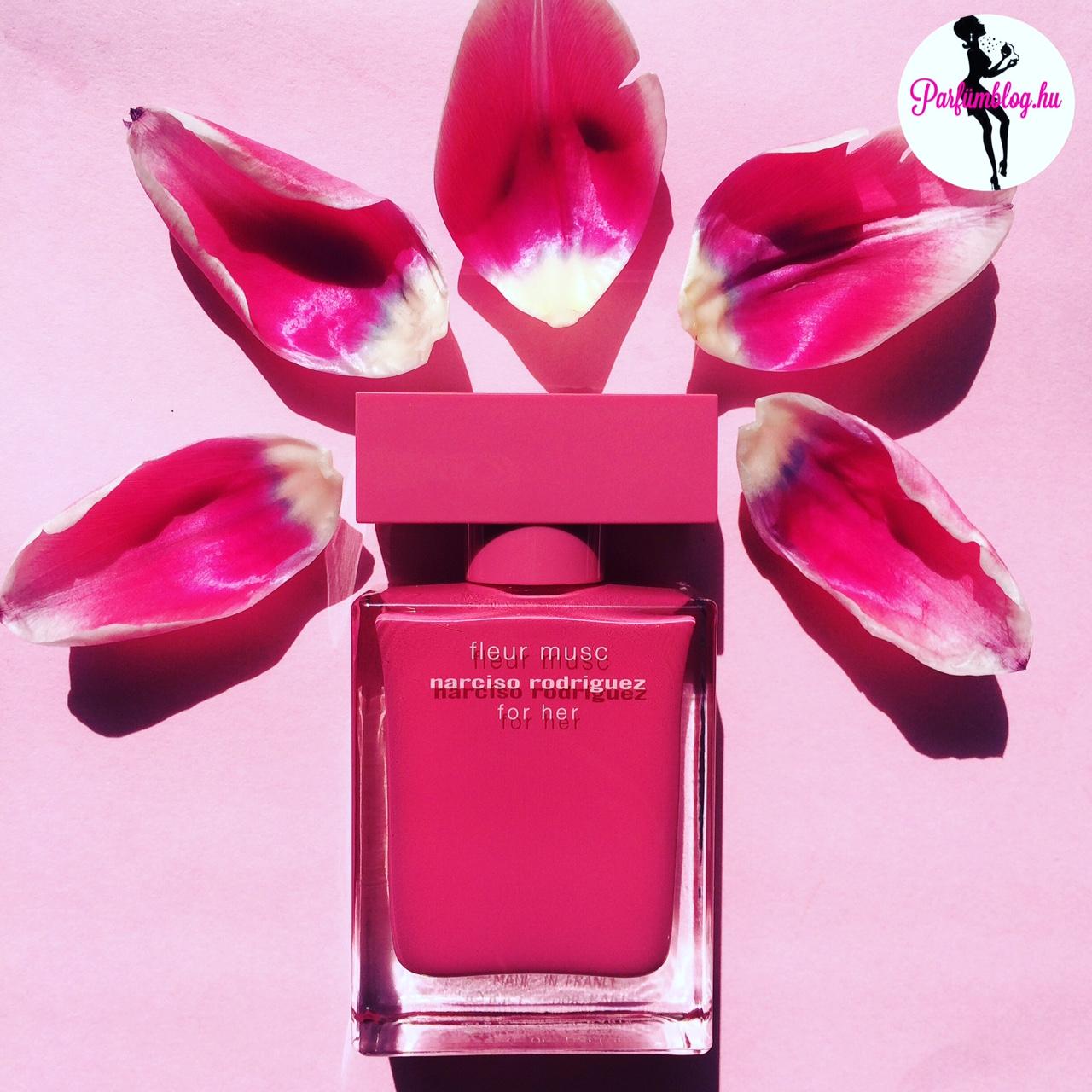 Narciso Rodrigues Fleur Musc For Her – újdonság és parfümkritika