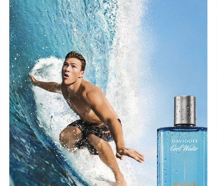 Davidoff Cool Water Wave – újdonság