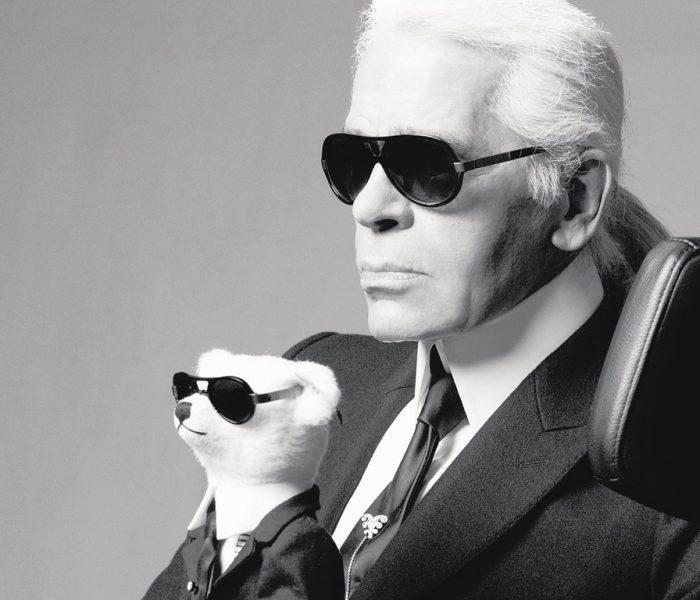 Karl Lagerfeld és az ő illatai