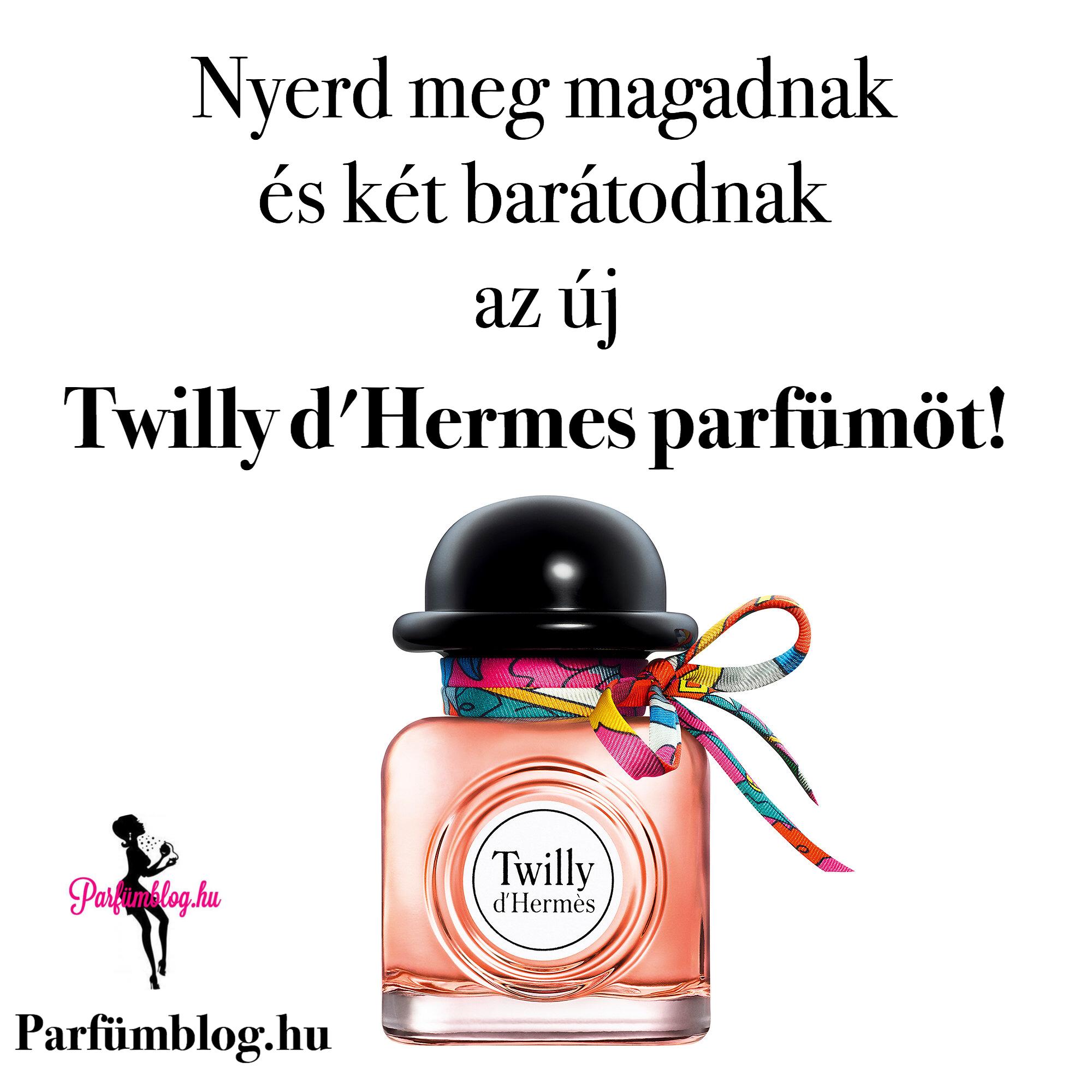Hermés Twilly d'Hermes – parfümkritika