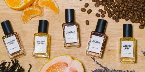Lush parfümújdonságok