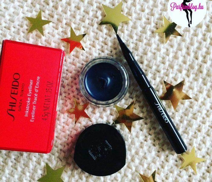 Shiseido újdonságok