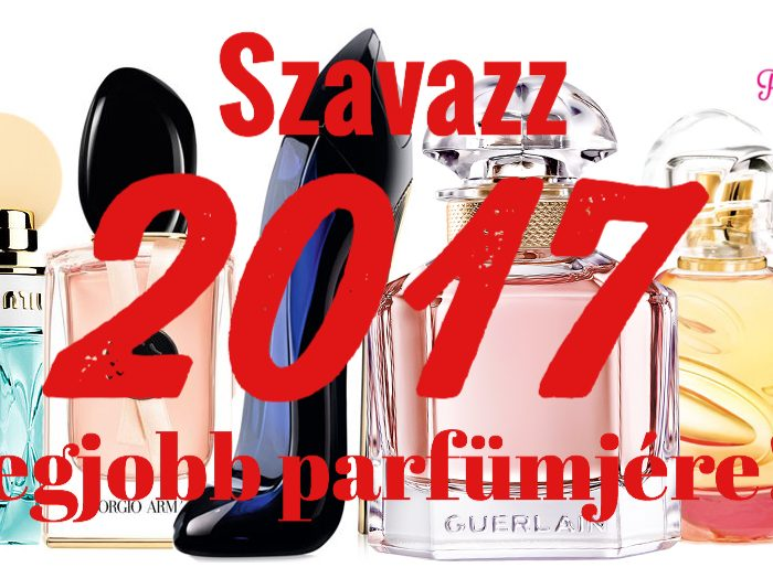 Szavazzuk meg az év legjobb parfümjeit!