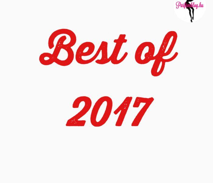 2017 legjobb parfümjei