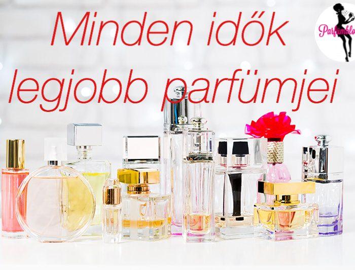 Minden idők legjobb és legrosszabb parfümjei