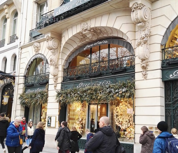 Párizsi parfümtúra: Guerlain palota
