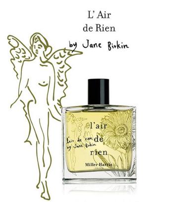 Miller Harris L'Air de Rien – parfümkritika