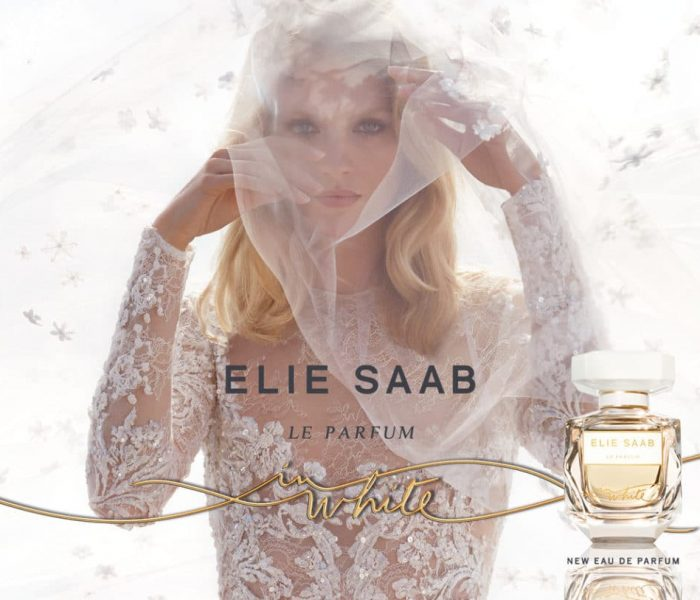 Elie Saab Le Parfum in White – parfüm menyasszonyoknak