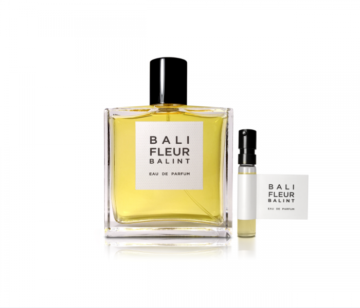 Parfums Balint Balifleur – az új magyar parfüm!
