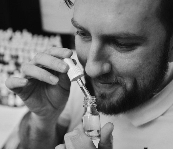 Interjú Bálint Csabával, a Parfums Balint alapítójával